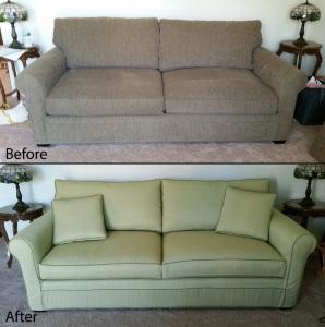 Sofabed slipcover