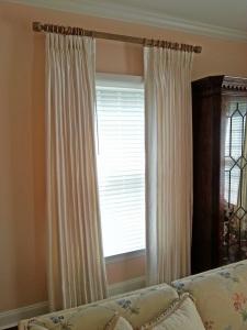 Silk panels